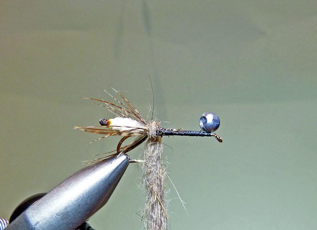 Köcherfliegenlarve Peeping Caddis 6