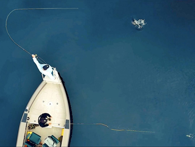 Orvis Film Tipp Fliegenfischen vom Boot