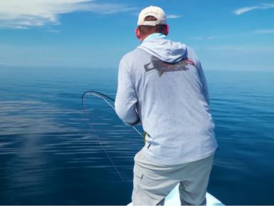 Fliegenfischen Belize Drill