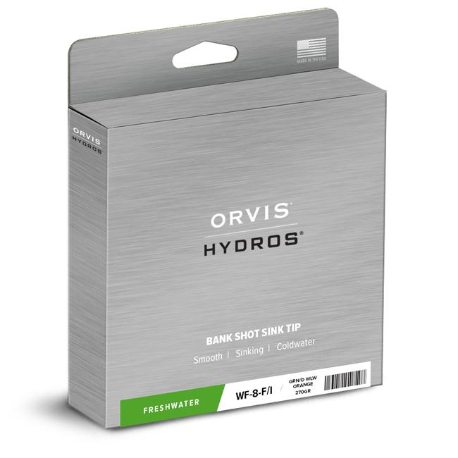 Hydros Bank Shot Fliegenschnur von ORVIS