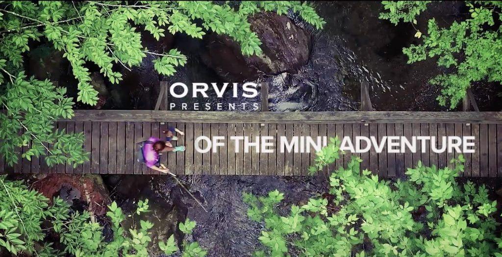 The Art of the Mini Adventure heisst der Film-Tipp des Monats von ORVIS.