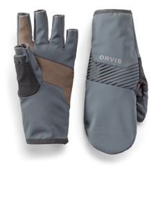 ORVIS-Softshell-Convertible-Mitts-Handschuhe