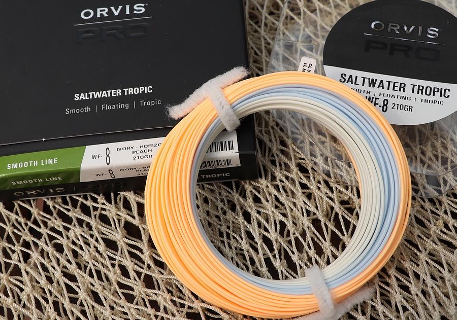 ORVIS-Pro-Saltwater-Tropic-Smooth-Fliegenschnur
