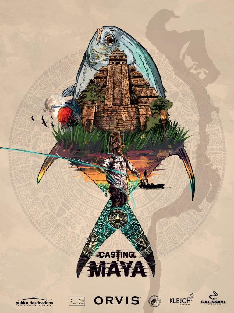 Casting Maya – Fliegenfischen in Mexiko