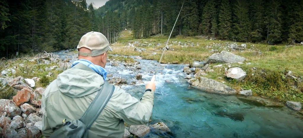 Fliegenfischen in Trentino