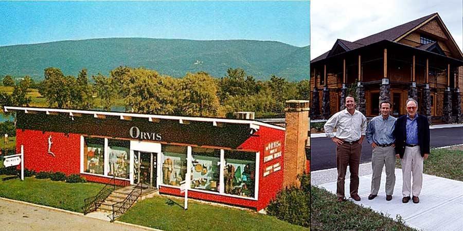 Orvis-Laden in Manchester, Vermont