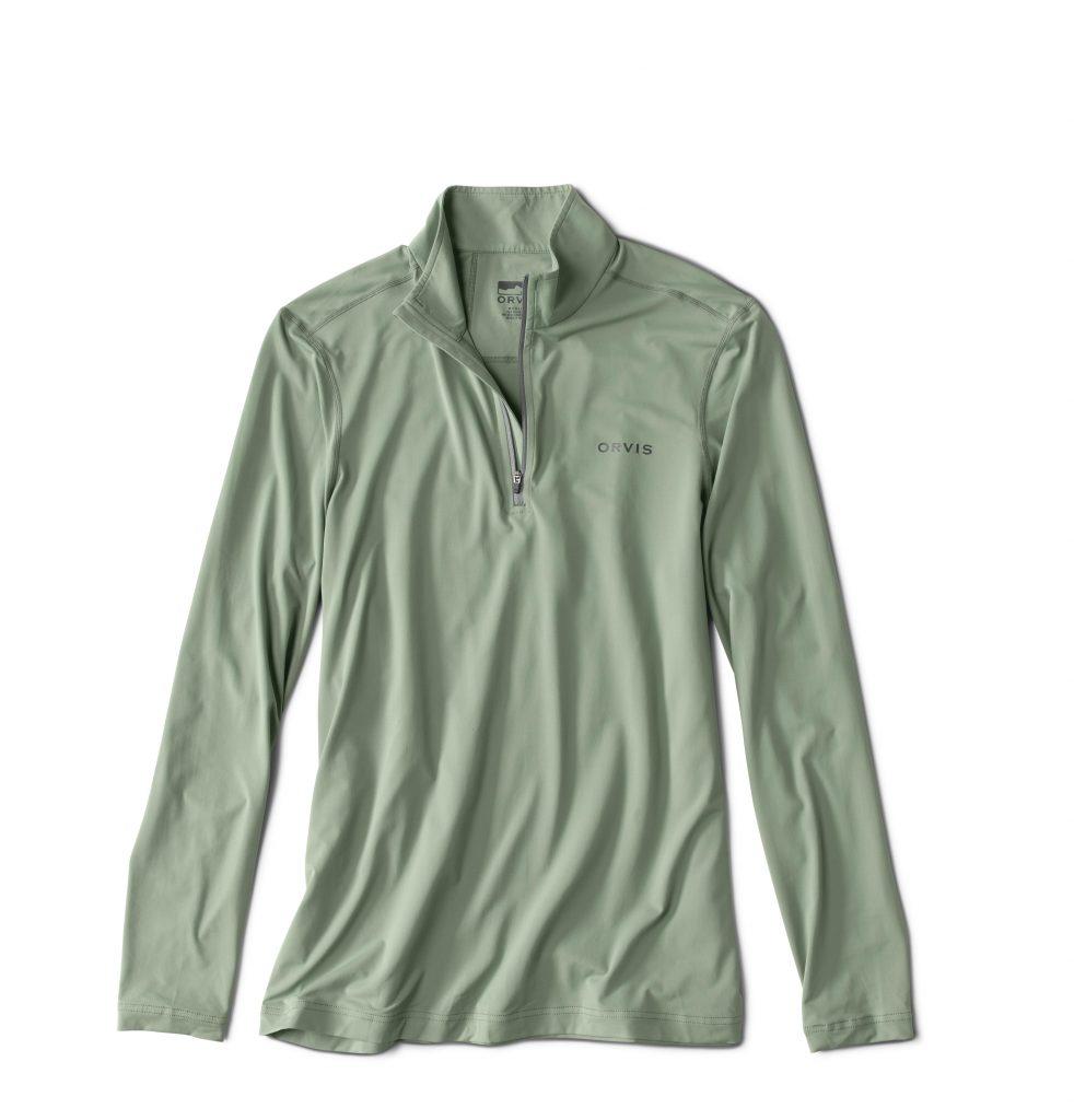Sun Defense Shirts von ORVIS bieten Sonnenschutzfaktor 50 – den höchsten Faktor, den Textilien erreichen können!