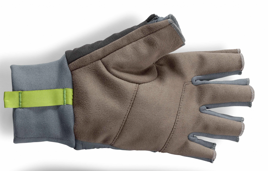 Pro Insulated Convertible Mitt Handschuh