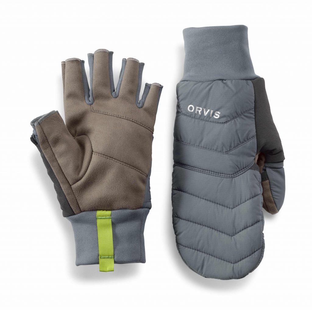 Der neue Pro Insulated Convertible Mitt Handschuh von ORVIS.
